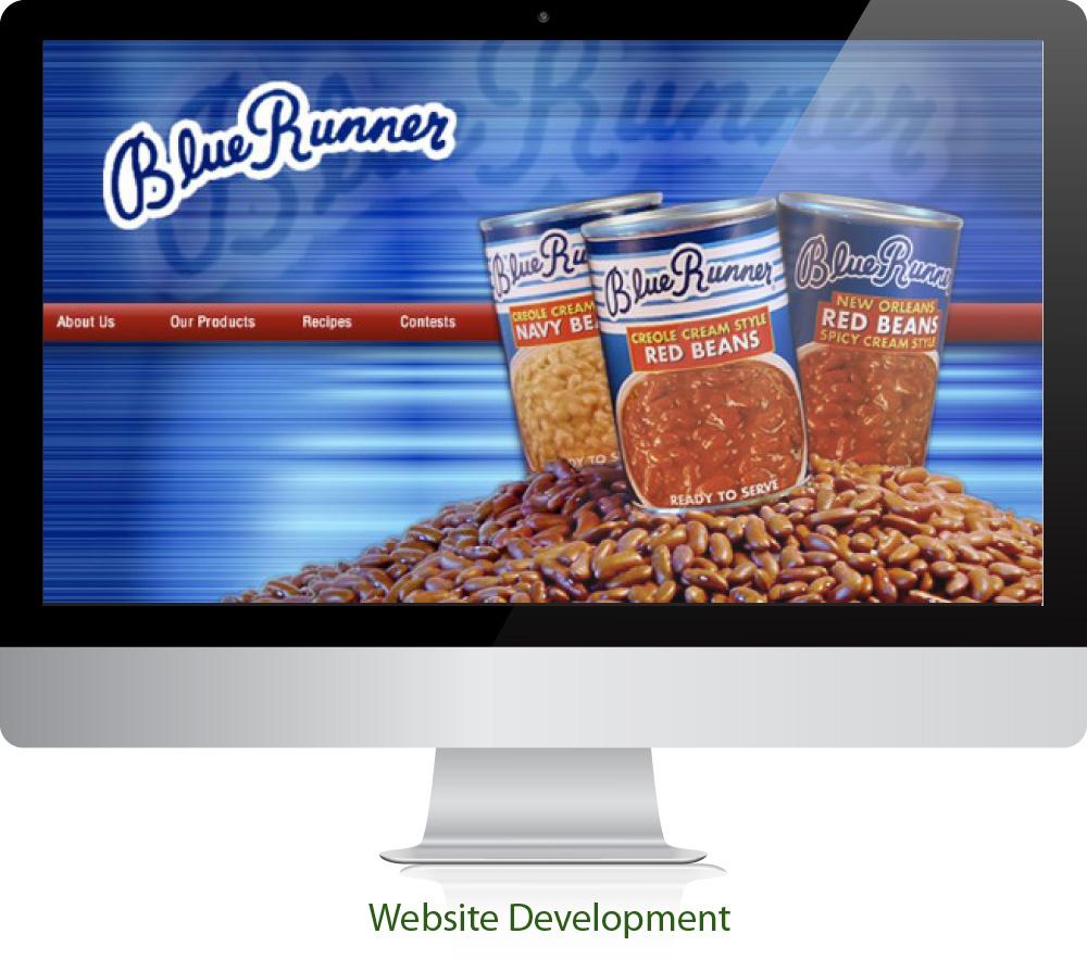 Food Manufacturer Website Design Sugar Land Texas 77478