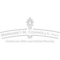 Margaret M Connolly Law Firm logo design, print media design, website design and digital marketing
