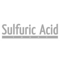 Sulfuric Acid Today Magazine design, logo design, print media design, website design and digital marketing