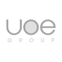 UOE Group logo design
