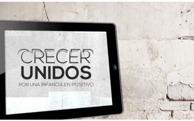 """Crecer Unidos"": Formación on-line para familias"