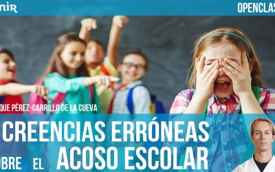 Openclass: 12 creencias erróneas sobre el acoso escolar