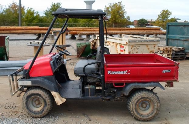 2002 Kawasaki Mule 3010 4X4 (980240