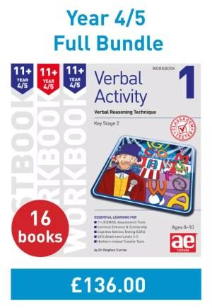 Year 45 Full Bundle  AE Publications