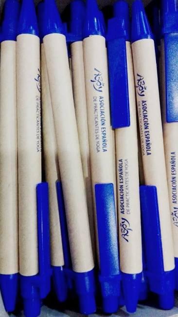 Bolígrafos AEPY