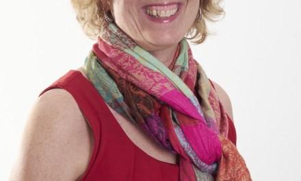 Manon Plouffe, l'auteure chouchou de l'AÉQJ
