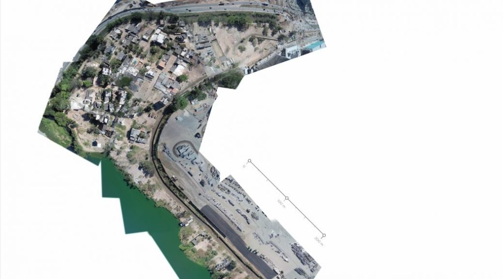 mapa comunidad vila autodromo