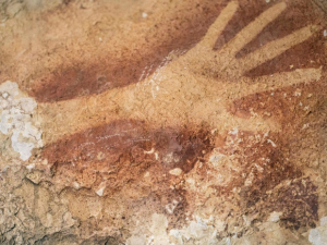 Indonesian Cave Art