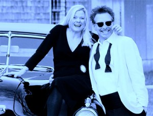 True Blue Jazz Series Founders and Musicians Peggy Raley and Eddie Sherman