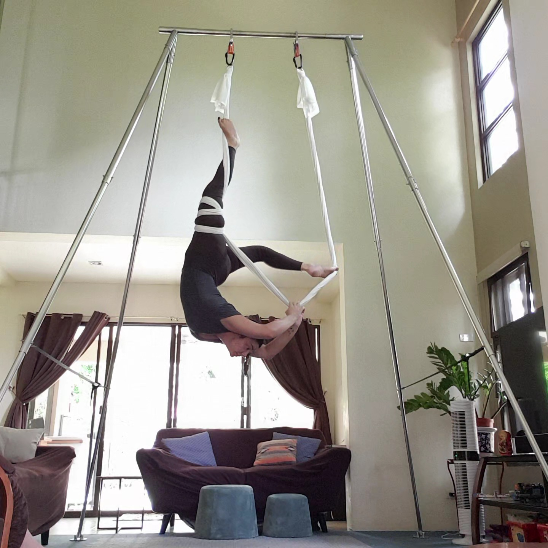Flying Yoga Rising Flow