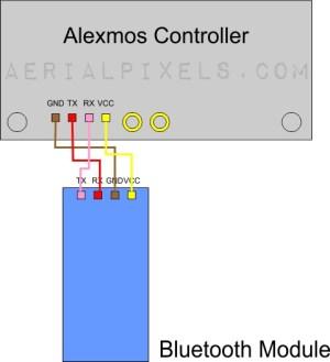 Alexmos Bluetooth Module Installation and Setup Guide