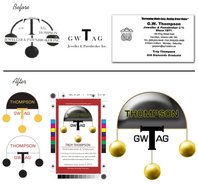 GW Thompson Jeweller and Pawnbroker