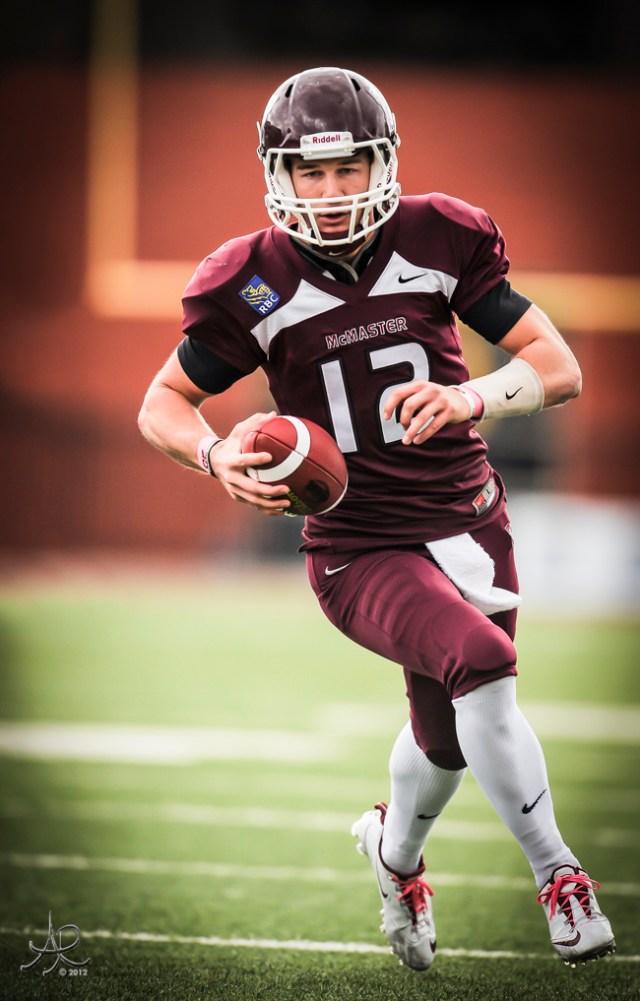 Kyle Quinlan #12