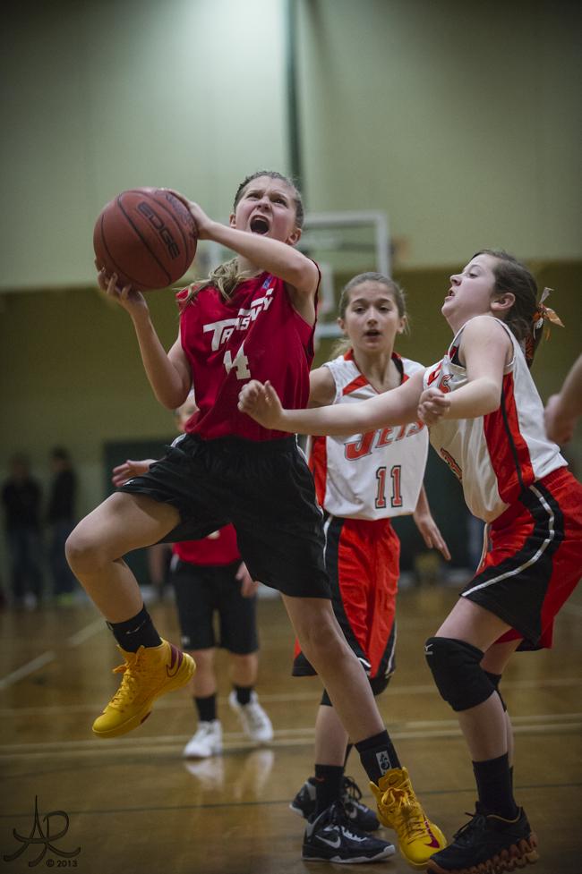 Kailie Basketball