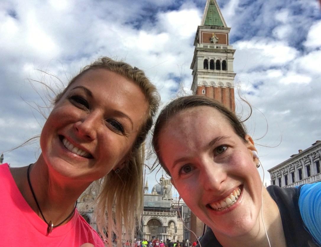 Running Venice Marathon