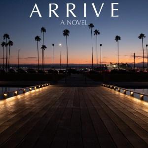 arrive novel cover