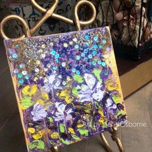 Beads Flowers Art