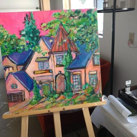 McLuhan House Studio Work Aeris Osborne 9