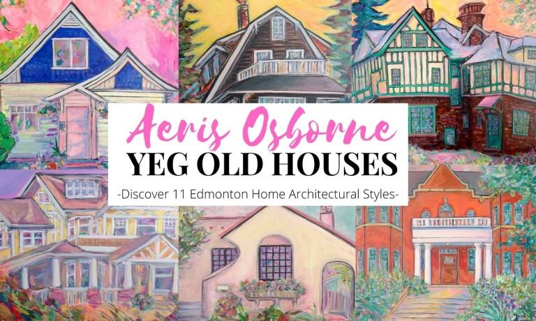 YEG Old Houses Banner