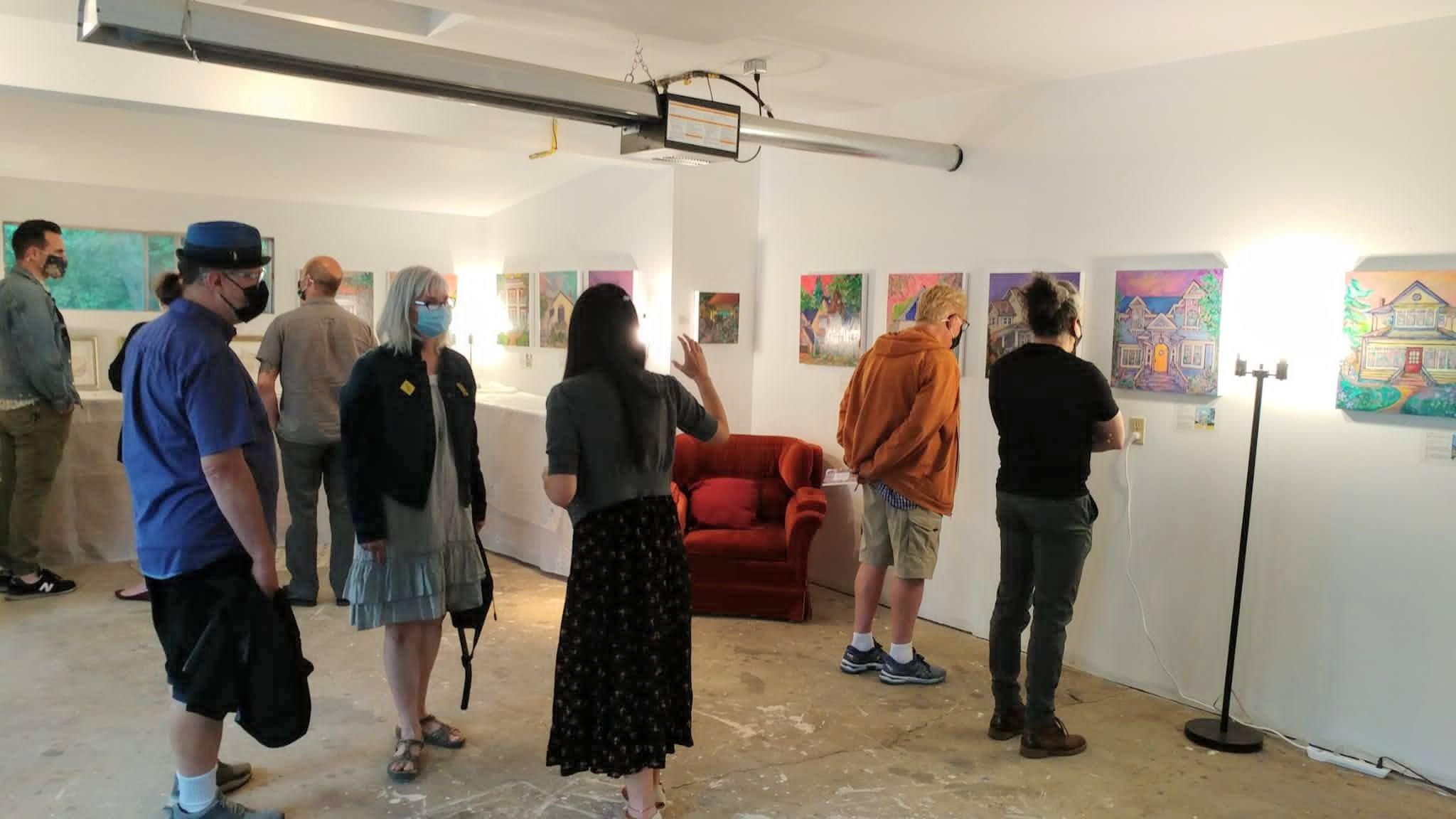 YEG Old Houses Exhibition 14