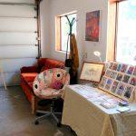 YEG Old Houses Art Exhibition By Aeris Osborne