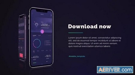Motionarray Mobile App Promo 161915 After Effects Project