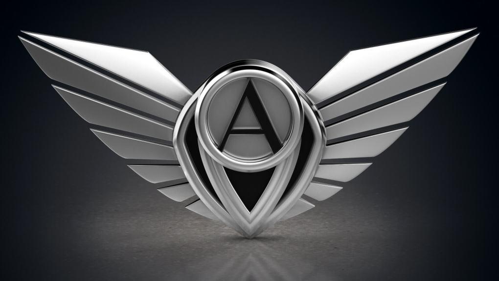 Aero Wear Logo - Artist Impression
