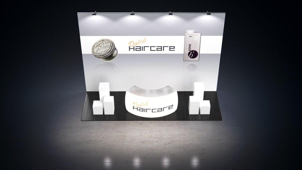Dutch Haircare - Top View