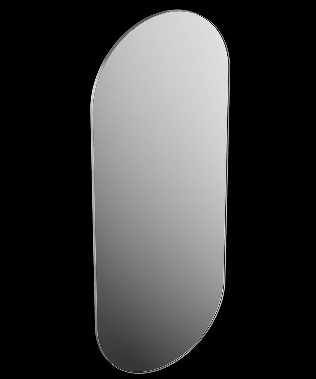 XPO Screens Invite 24PT Oval - Gray Mirror Material