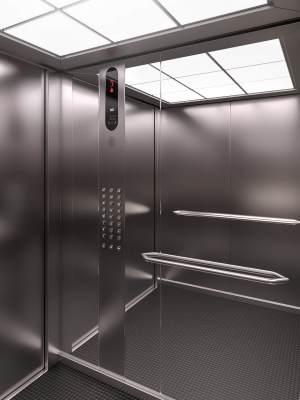 KONE Elevators - Scene 1 - Portrait - Mirror