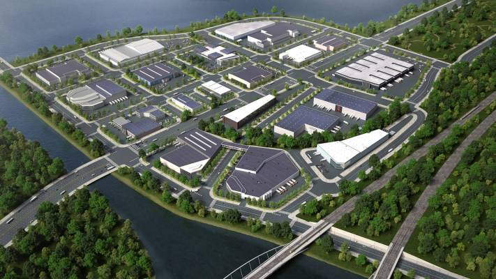 OTC City Industrial Area