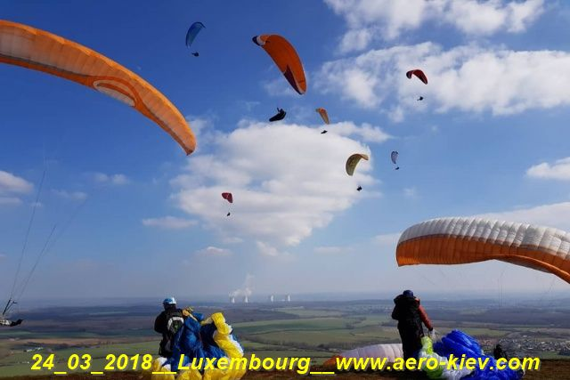 24.03.2018(суббота)полетысгоркивЛюксембурге