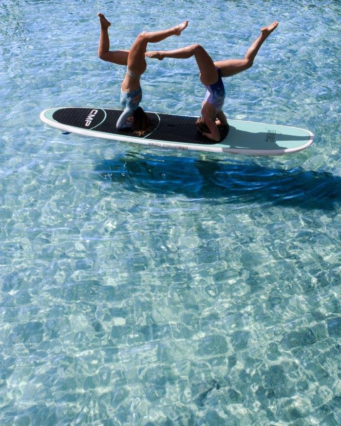 Divine Flow Yoga Paddleboarding