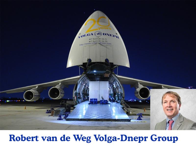 Robert van de Weg Volga-Dnepr Group