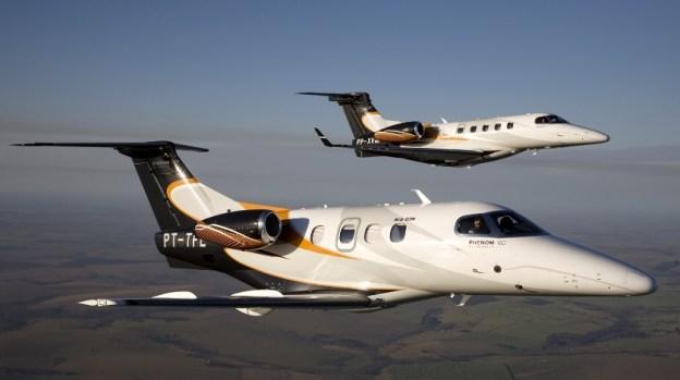 Embraer Phenom 100 EV