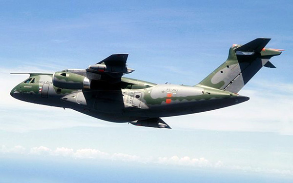 Embraer Delivers the First Multi-mission Airlift KC-390 to the Brazilian Air Force