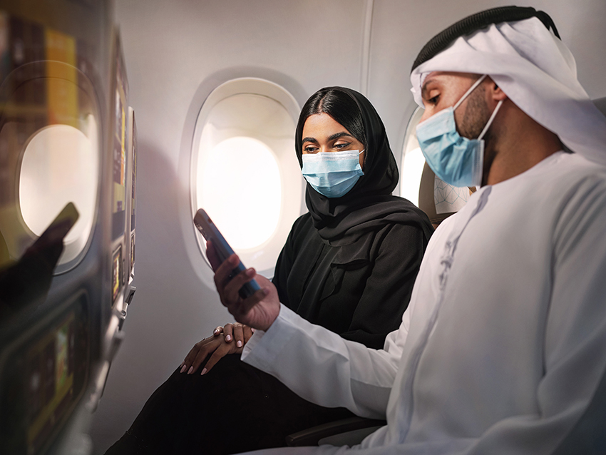 PCR TEST NOW INCLUDED IN ALL ETIHAD AIRWAYS TICKETS FROM ABU DHABI