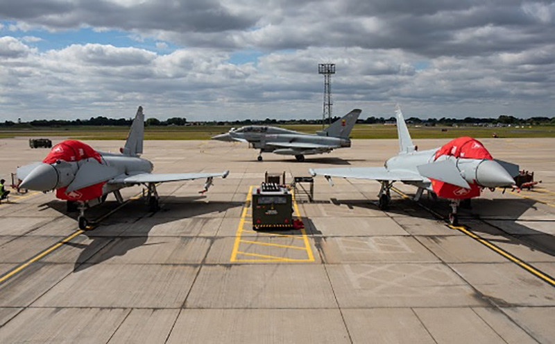 Air Covers secures new Royal Air Force Typhoon contract