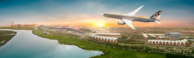 ETIHAD AIRWAYS WELCOMES THE REOPENING OF ABU DHABI