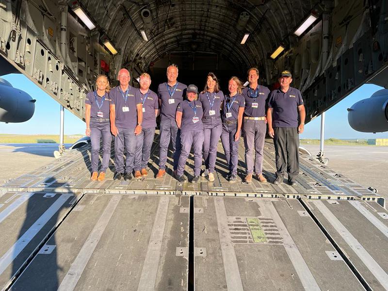 Weston Aviation Success at G7 2021 in Cornwall