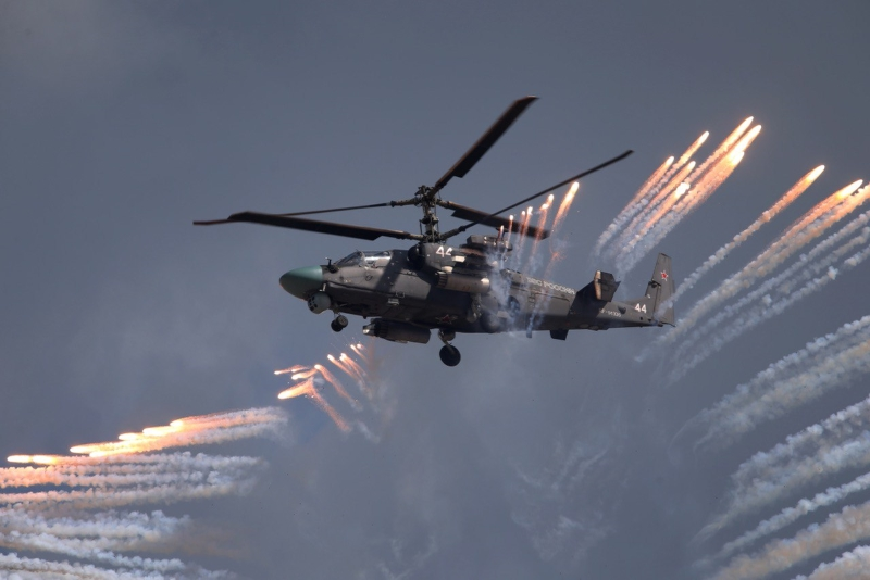 """""""Russian Helicopters"""" has signed the first contract for the delivery of upgraded Ka-52M helicopters"""