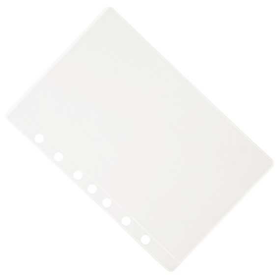 Jeppesen chart protectors 7 hole sheet protector pockets