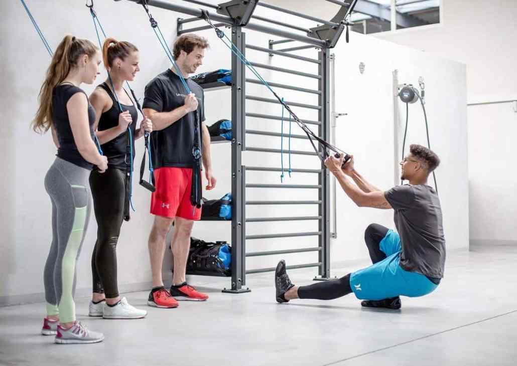 aerosling allenamento di squilibrio funzionale allenamento gruppo pistola esercizio tozzo