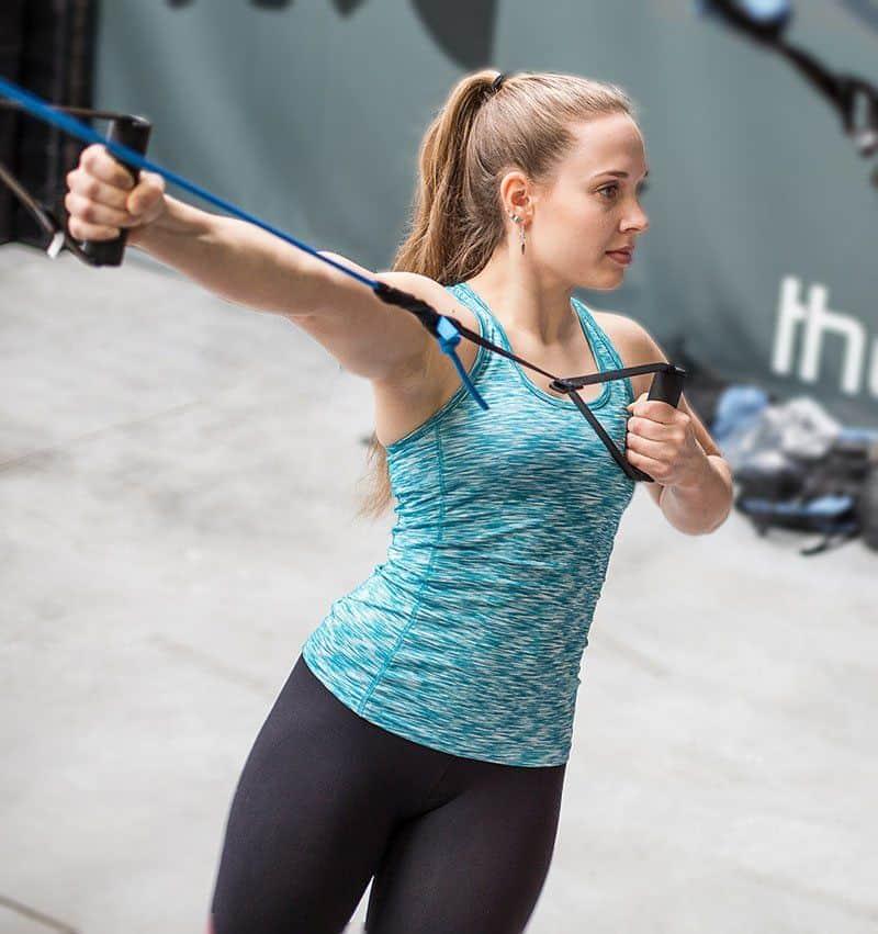 aerosling подвеска тренажер функциональная тренировка женщина тренажерный зал