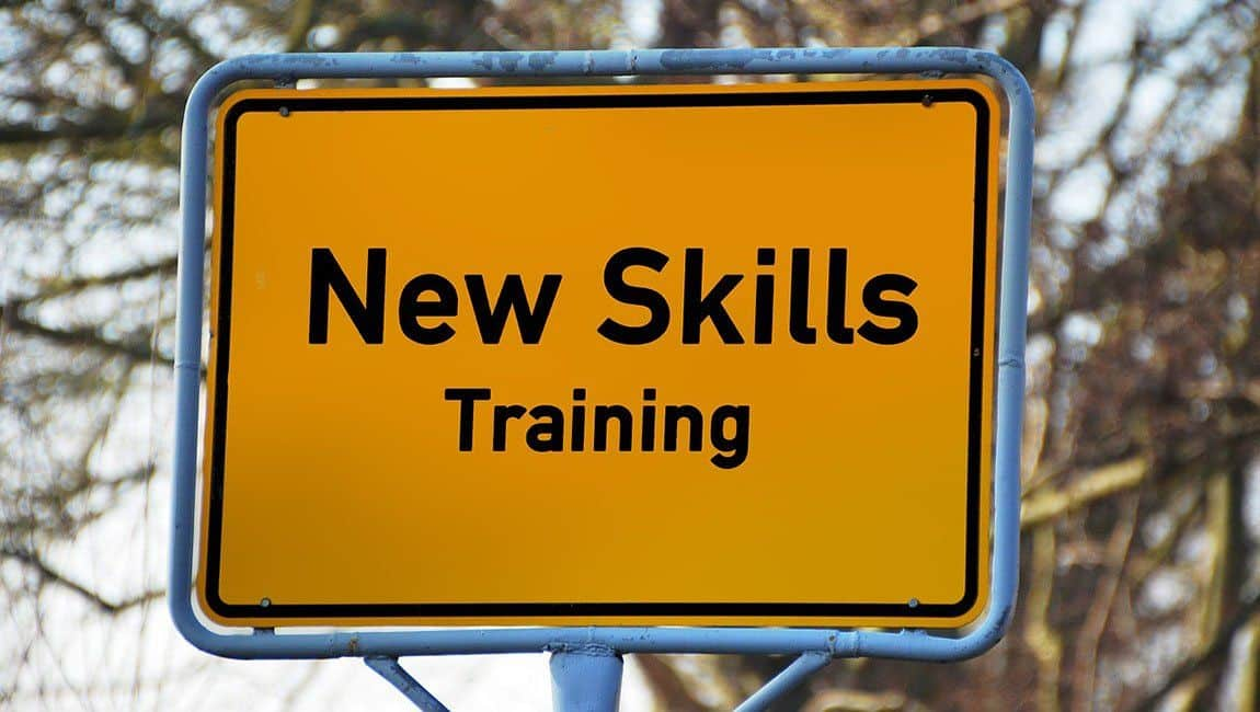 aerobis Blog Ortsschild New Skills Training