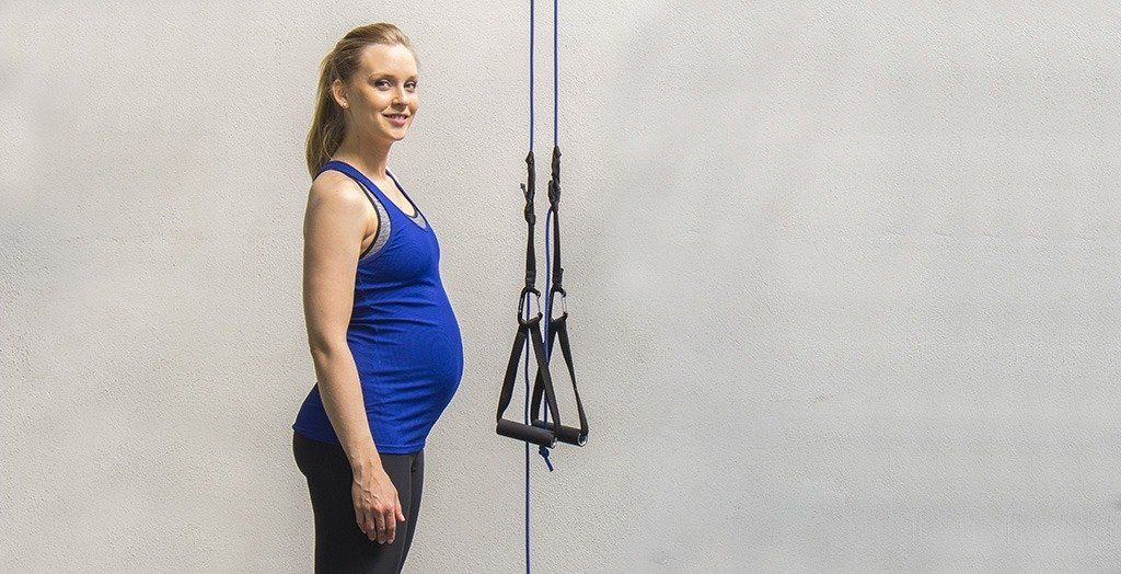 Sport during pregnancy - Alexandra Biernat in the aerobis Blog