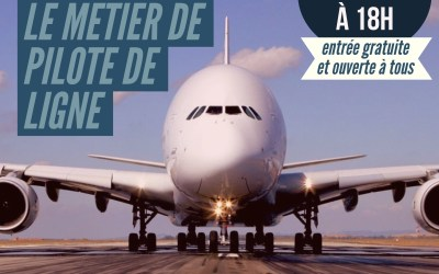 Les Conférences de l'ACR – Pilote de Ligne