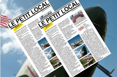 Le Petit Local – Septembre 2018