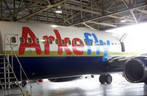 ArkeFly Aircraft Graphics