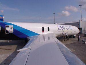 Zero G | Aircraft